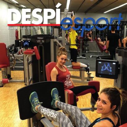 Llega el fitness del futuro y te lo explicamos en la revista DespíEsport